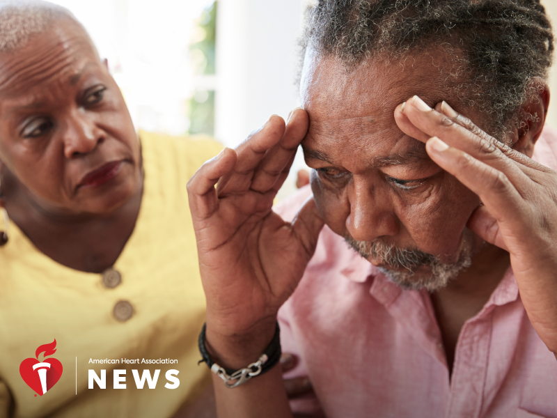 AHA: Blood Pressure May Explain Higher Dementia Risk in Blacks