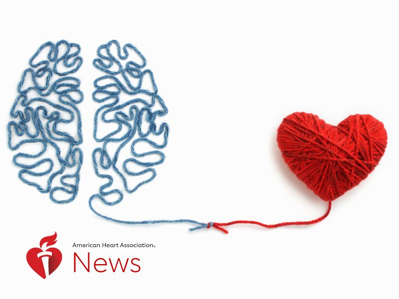 News Picture: AHA News: After Stroke, an 'Astounding' Risk of Heart Problems