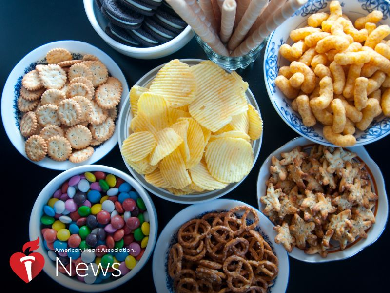 News Picture: AHA News: Processed vs. Ultra-Processed Food, and Why It Matters to Your Health