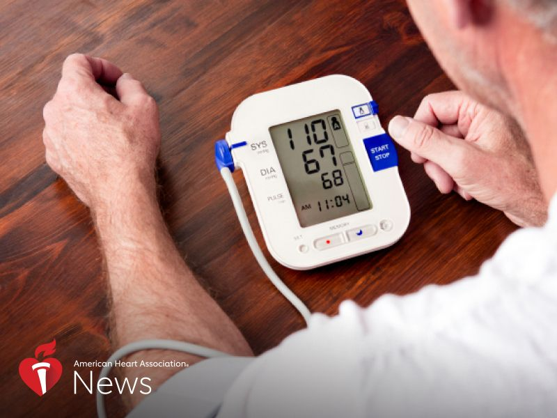 AHA News: Fluctuating Blood Pressure After Stroke Could Mean Higher Risk of Death