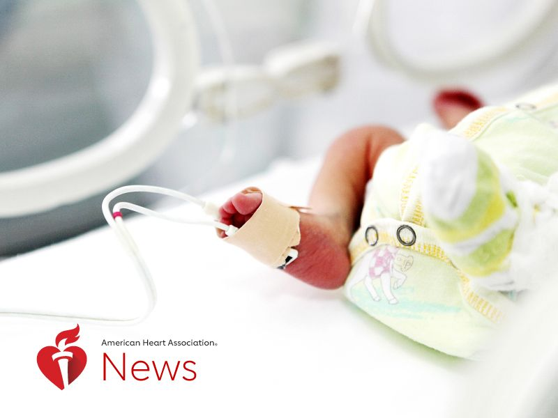 AHA News: For Kids With Heart Defects, the Hospital Near Mom May Matter