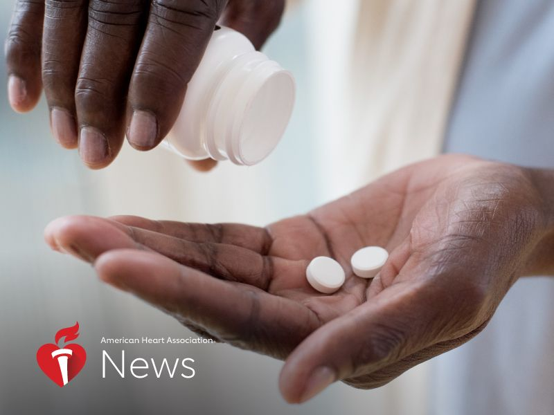 AHA News: These Stroke Survivors May Not Be Prescribed Enough Blood Pressure Meds