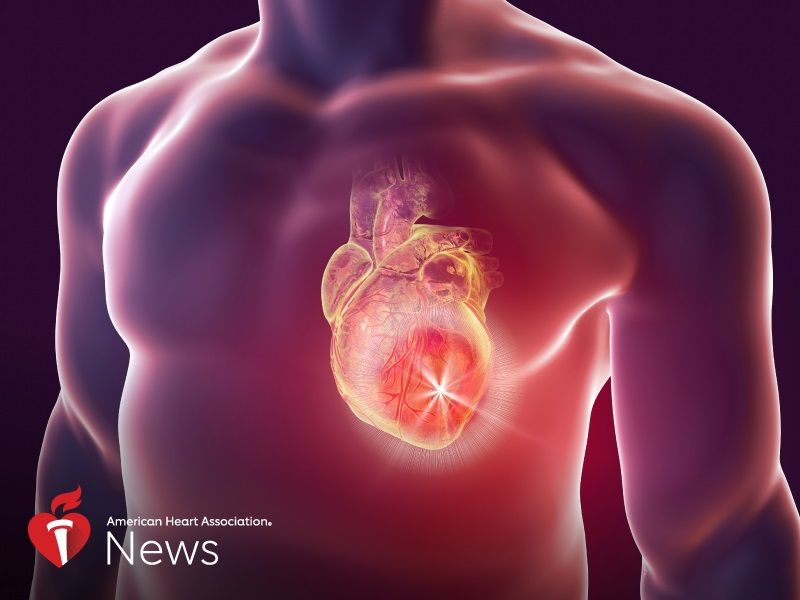 News Picture: AHA News: Cancers of the Heart Are Rare -- and Here's Why