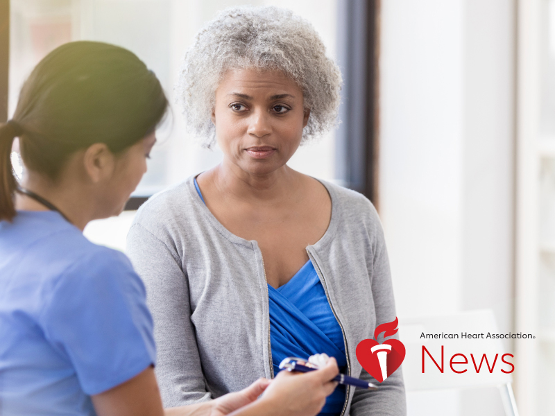 AHA News: Estrogen Therapy in Early Menopause May Help Keep Arteries Clear