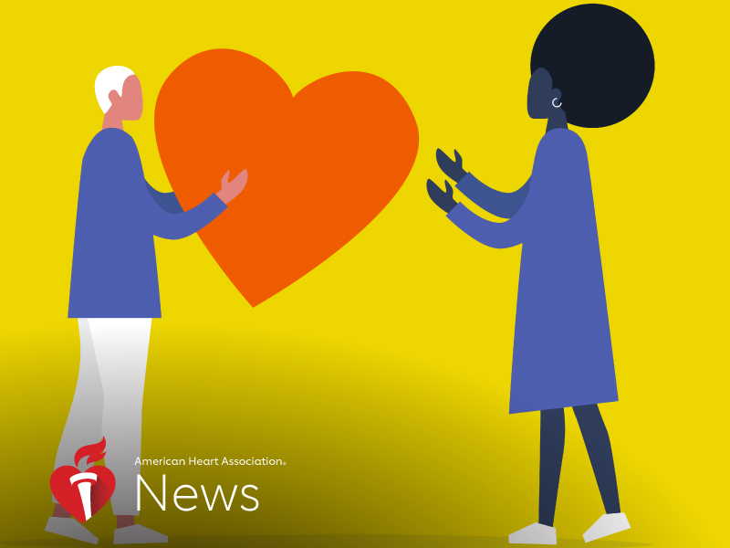 News Picture: AHA News: Changing the Way We View Women's Heart Attack Symptoms