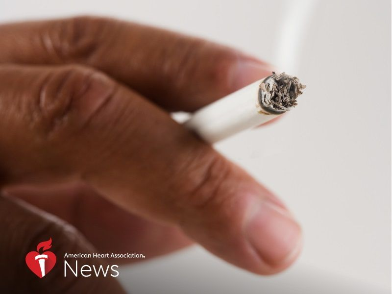 AHA News: Smoking Doubles Stroke Risk Among African-Americans