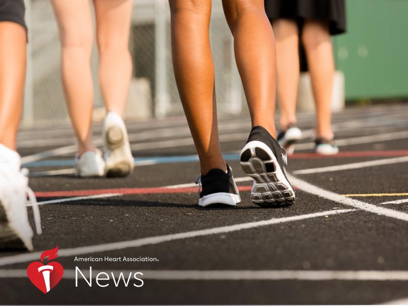 AHA News: How Anti-Gay Attitudes Hurt Teen Fitness