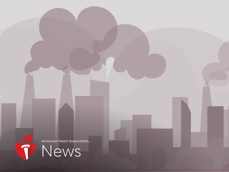 AHA News: Smog May Shorten Life Span for Those with Heart Failure