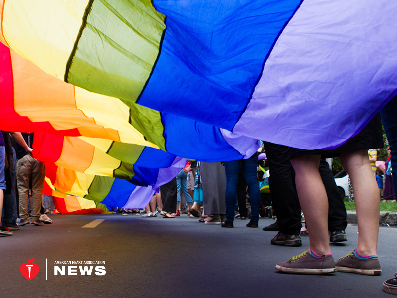 AHA: Lesbian and Gay Adults Should Take Heed of Their Heart Health