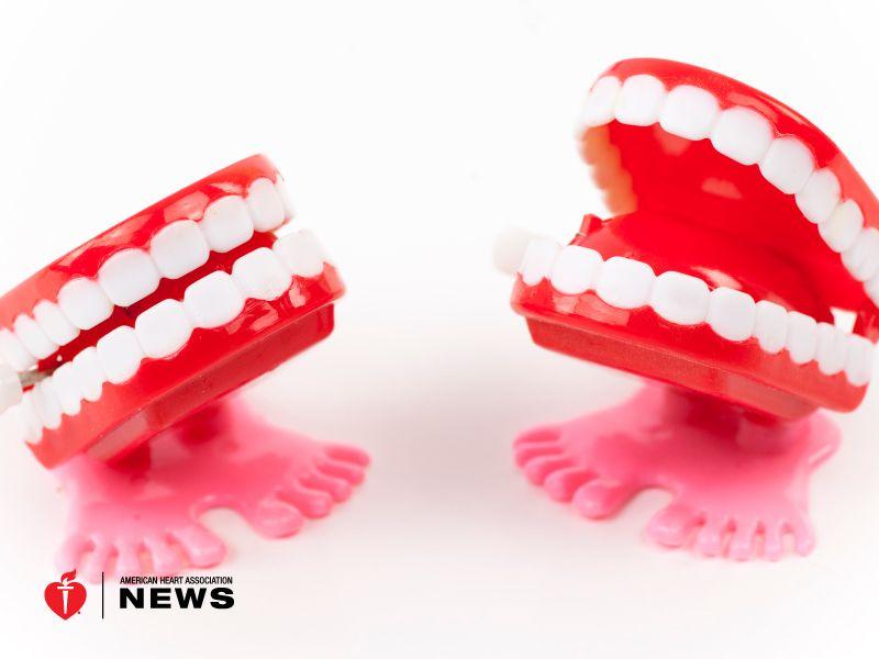 AHA: Healthy Teeth Can Mean a Lot More Than a Pretty Smile