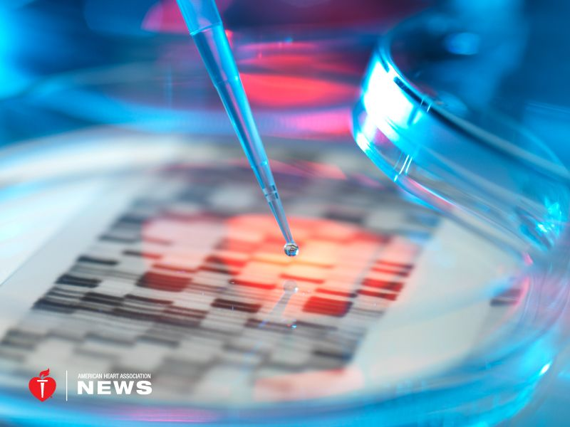 AHA: Gene Test Predicts Who Won't Benefit From Blood Thinner Plavix