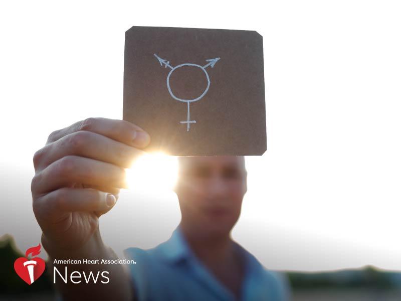 AHA News: Transgender Men and Women May Have Higher Heart Attack Risk