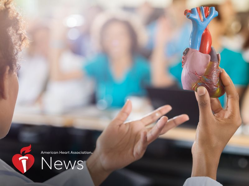 AHA News: Why Black Cardiologists Are Vital and Rare