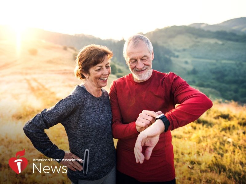 AHA News: Here's How Middle-Aged People -- Especially Women -- Can Avoid a Heart Attack