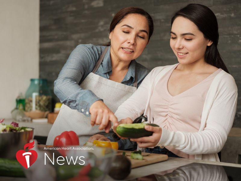 AHA News: Managing Diabetes Risk in Hispanic, Asian Communities