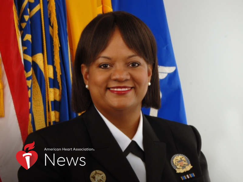 News Picture: AHA News: Country's Former Top Doc Learned Resilience by Dealing With Disasters