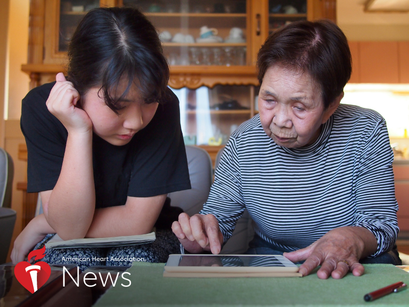 News Picture: AHA News: Coronavirus Intensifies Existing Issues for Older Immigrants