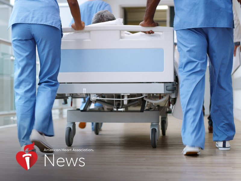 News Picture: AHA News: Is It Safe to Go to the Hospital During COVID-19 Pandemic?