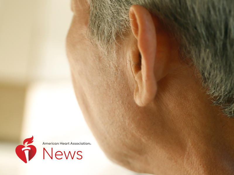 News Picture: AHA News: Hearing Loss and the Connection to Alzheimer's Disease, Dementia