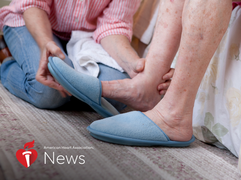 News Picture: AHA News: Caregiving Is Never Easy, and COVID-19 Has Made It Harder