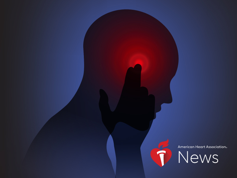 News Picture: AHA News: Doctors Consider Possible Stroke and COVID-19 Connection