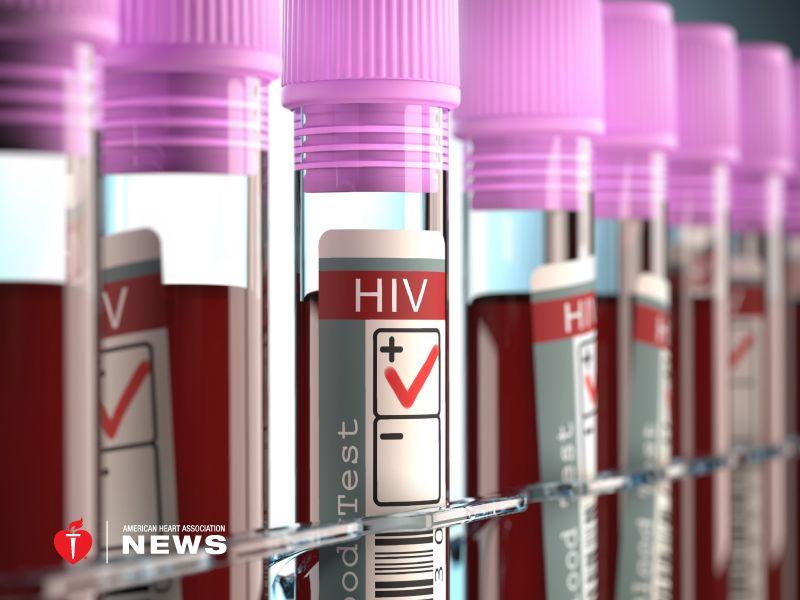 AHA: The Link Between HIV and High Blood Pressure