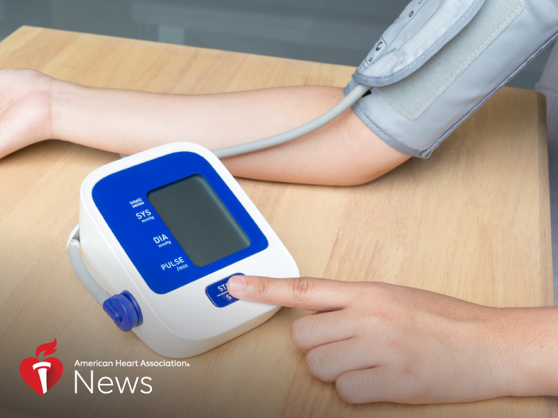 AHA News: Many With High Blood Pressure Aren't Worried. Should They Be?