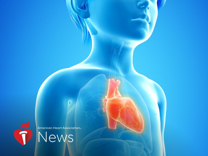 News Picture: AHA News: Report Seeks Answers About Mysterious, Dangerous Heart Disease in Kids