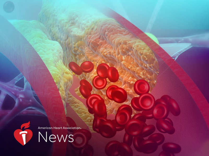 AHA News: Inherited High Cholesterol May Be Common in People With Heart Disease