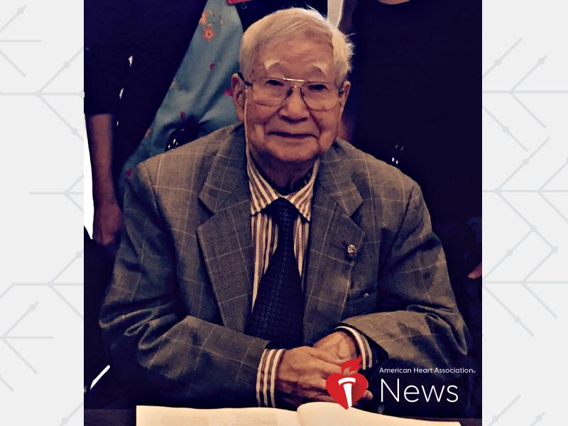 AHA News: Doctor Who Discovered Kawasaki Disease Dead at 95