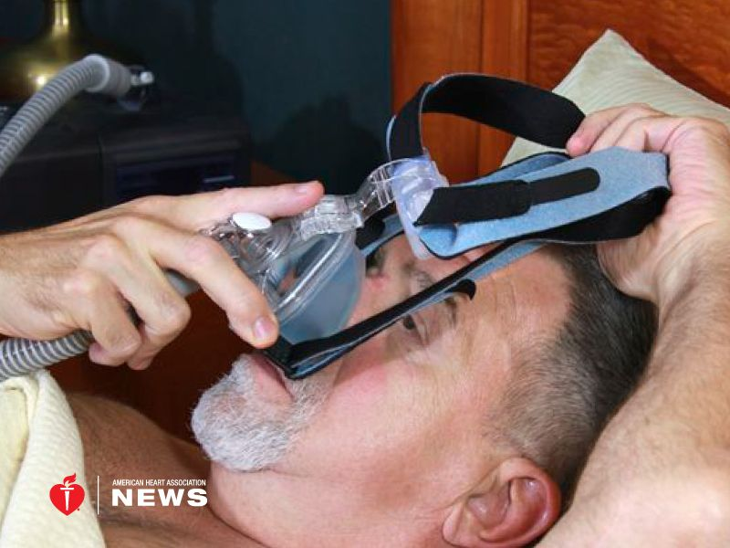 AHA: CPAP Machines May Bring Better Sleep, Plus a Healthier Heart