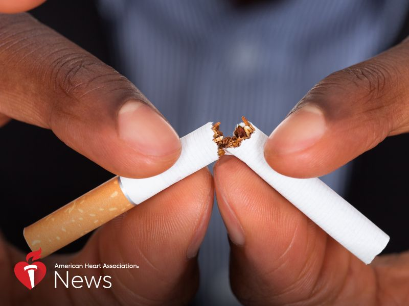 News Picture: AHA News: Who's Helping Smokers Quit? Probably Not Their Heart Doctor