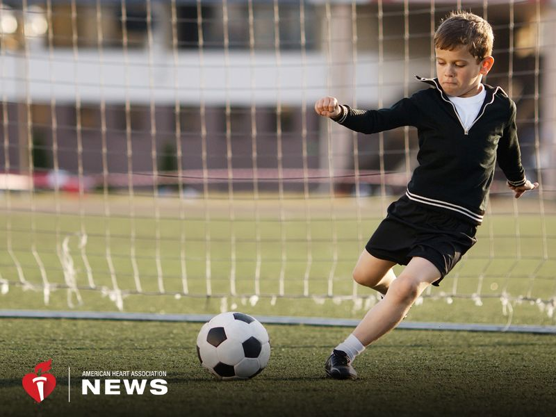 AHA: Soccer Is Called the Beautiful Game, But Injuries Can Make It a Dangerous One