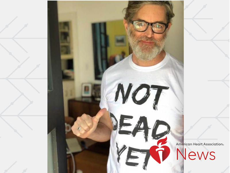 AHA News: For 'This Is Us' Actor, Stroke Survivor Is More Than a Role – It's Reality