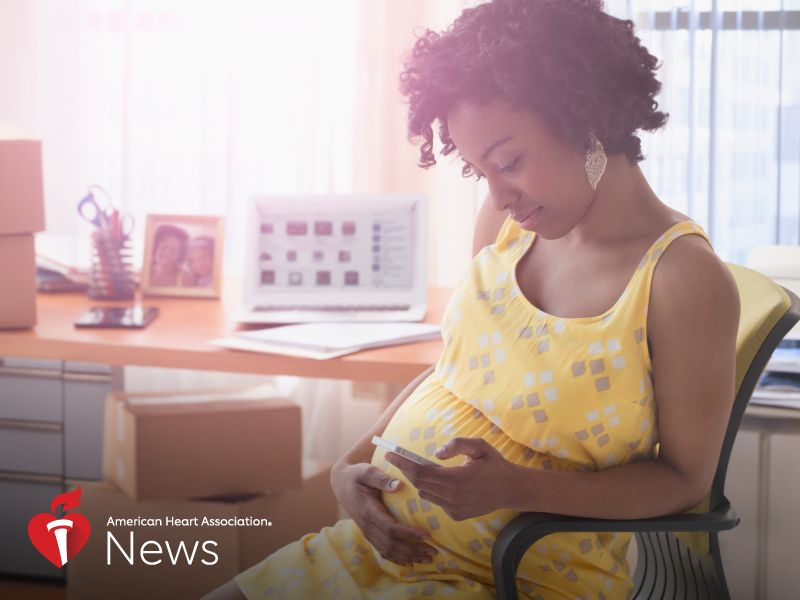 AHA News: Pregnancy Complications Could Be Early Sign of Heart Disease Risk in Black Women