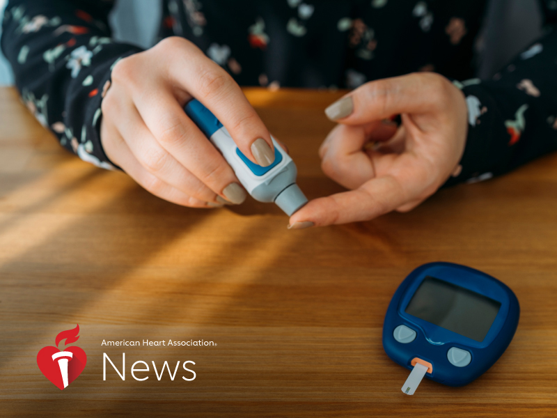 AHA News: Controlling Diabetes Takes on Greater Urgency During COVID-19 Pandemic