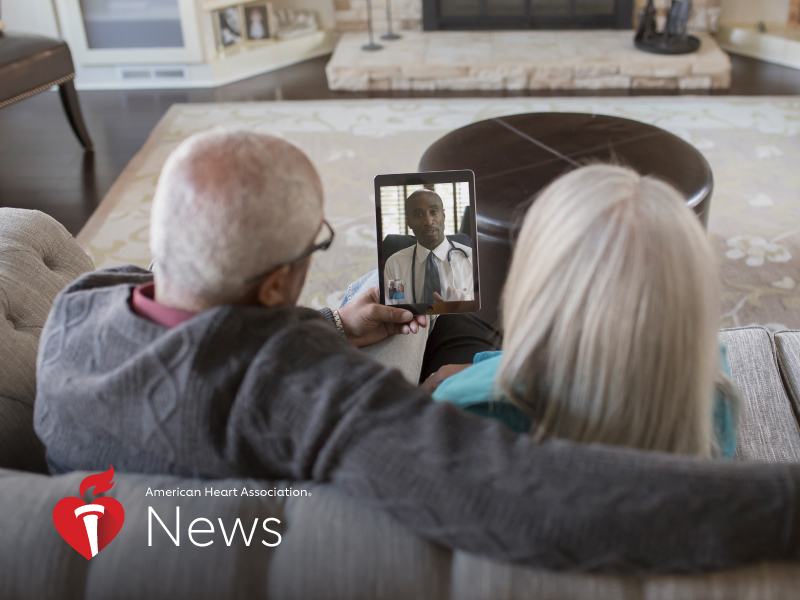 AHA News: Are Virtual Doctor Visits Safe for Discharged Heart Failure Patients?