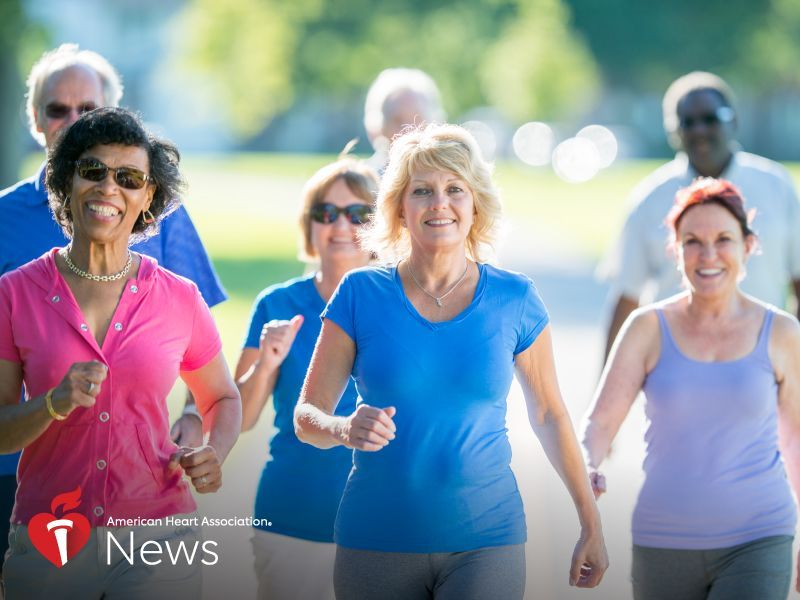 AHA News: Protein Made During Long Workouts May Warn of Heart Problems