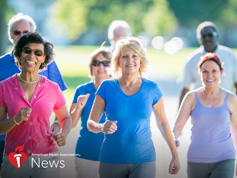 Uudistepilt: AHA uudised: Pika treeningu ajal valmistatud valk võib hoiatada südameprobleemide eest