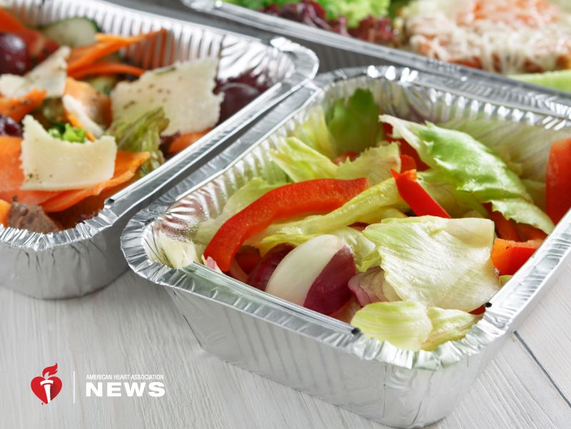 AHA: Home-Delivered Meals Keep Heart Failure Patients Out of Hospital