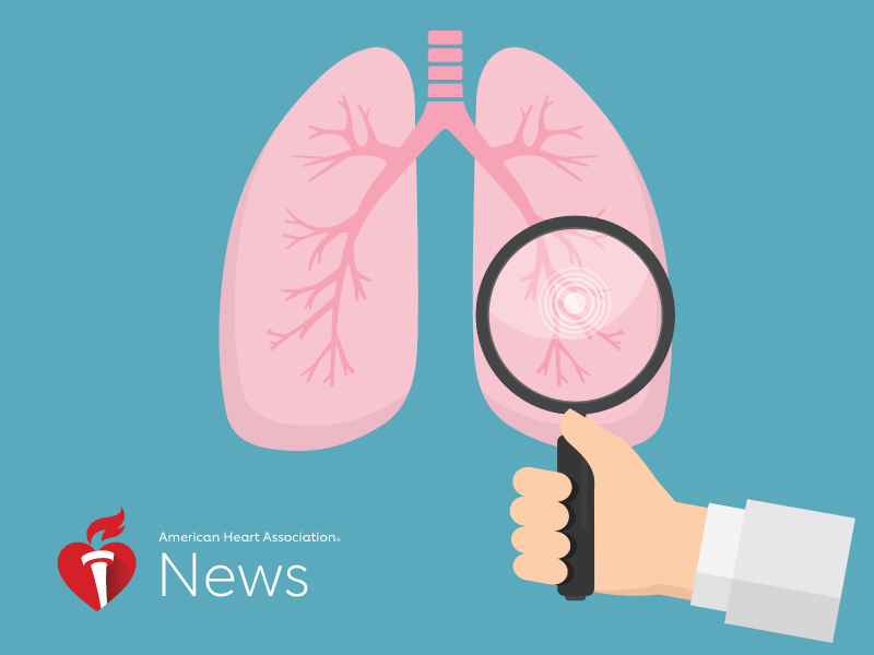 News Picture: AHA News: After Years of Decline, Death Rate From Lung Clots on the Rise