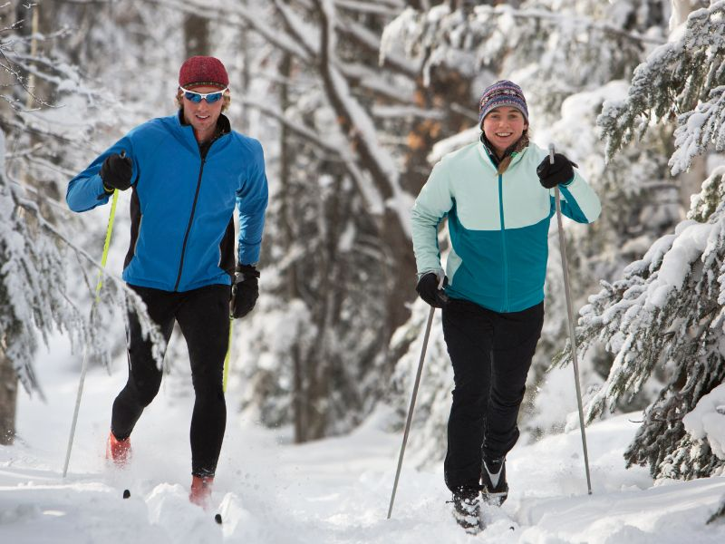 Study of Skiers Holds Surprises About A-Fib, Stroke and Intense Exercise: AHA News
