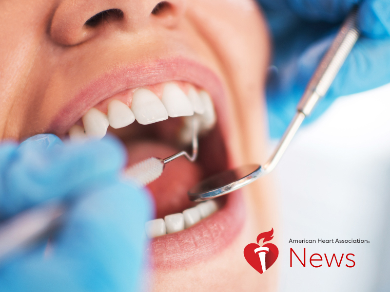 News Picture: AHA News: Need Another Reason Not to Vape? Your Oral Health Is at Risk
