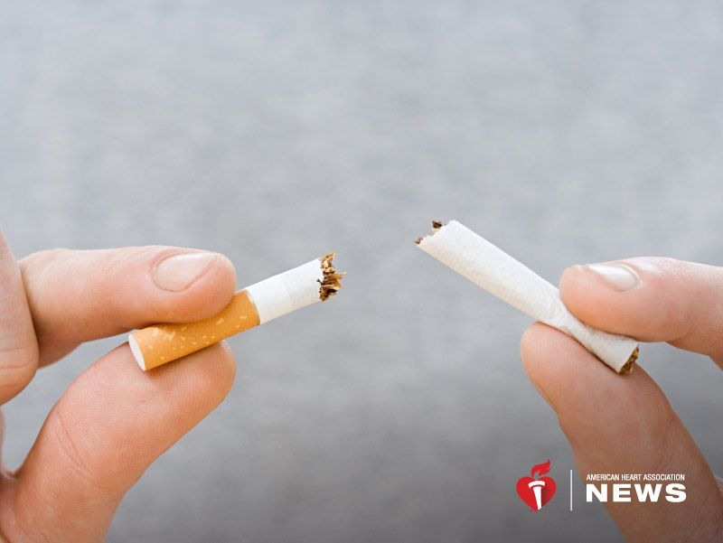 AHA: Nicotine Patch Safe for Smokers Hospitalized With Heart Trouble