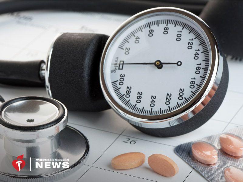 AHA: Many With Supposed Drug-Resistant Blood Pressure Aren't Taking Meds