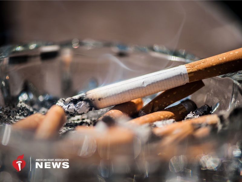 AHA: More Work Needed to Curb Smoking Among Certain Groups
