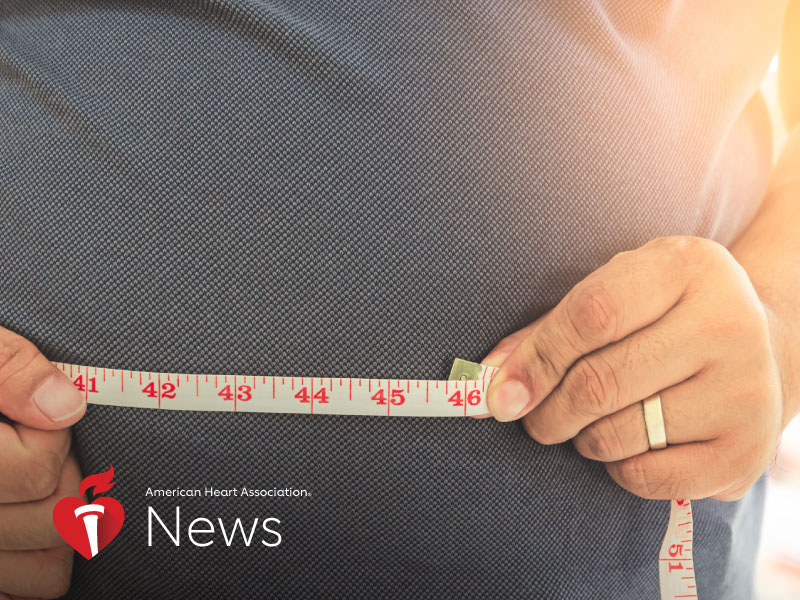 AHA News: Belly Fat May Signal Early Heart Issues for Mexican Americans