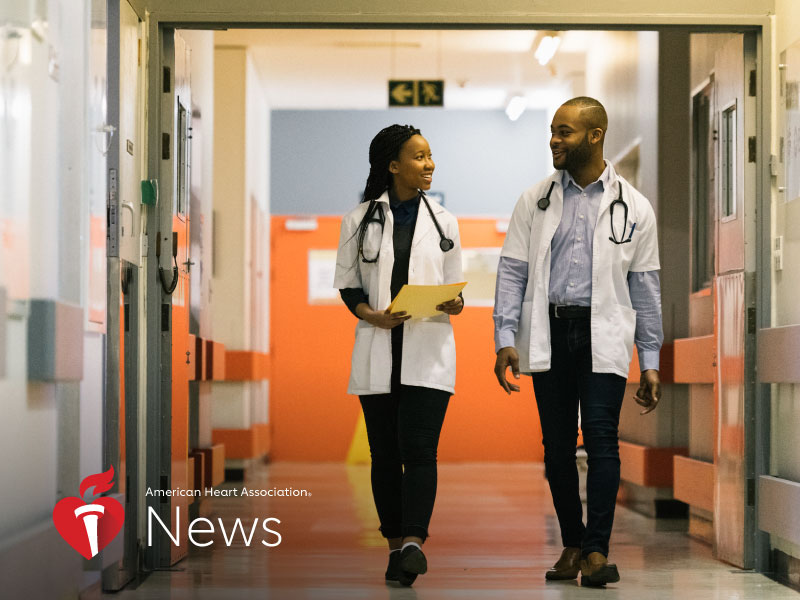 AHA News: How to Fill the Crucial Need for More Black Cardiologists