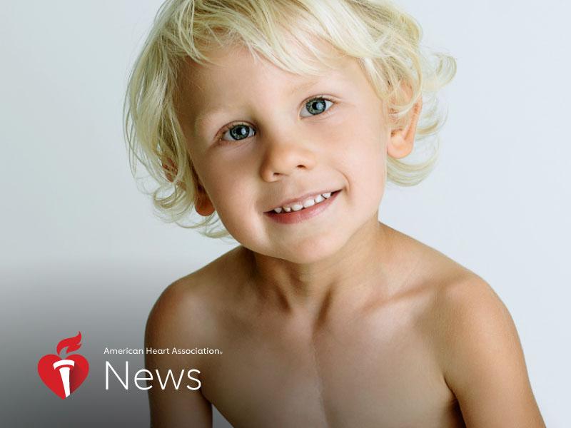 News Picture: AHA News: Boy With 'Half a Heart' Gets Lifesaving Transplant