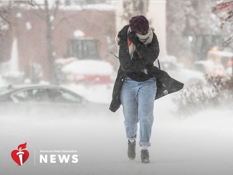 AHA: Warm, Wet Weather Linked to Better Outcomes for Stroke Survivors